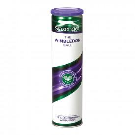 Tube 4 balles Slazenger Wimbledon
