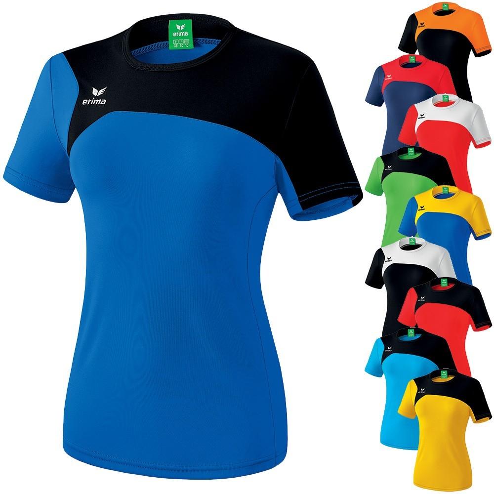 Erima Sac de Sport Club 1900 2.0 Noir Bleu Vert Curaçao Rouge Tailles S M L