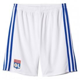 Short Olympique Lyonnais domicile Junior 2016/2017 - Adidas AI8181