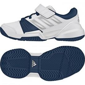 Chaussures de tennis Kidscourt EL - Adidas AQ2793