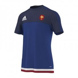 Tee-shirt FFR Equipe de France - Adidas S07518