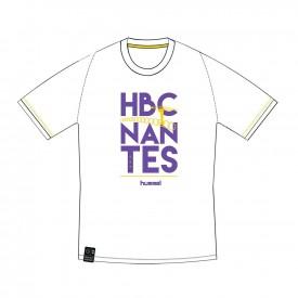 Tee shirt HBC Nantes - Hummel 499HBCNTS15