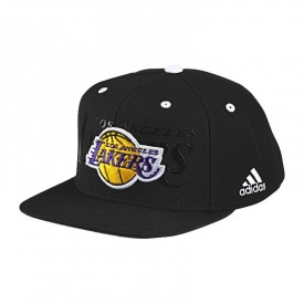Casquette Flat Los Angeles Lakers - Adidas S24796