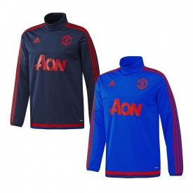 Sweat training top Manchester United - Adidas AC1493