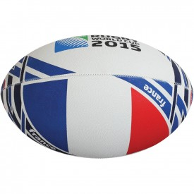 Ballon flag France RWC 2015 - Gilbert 48412805