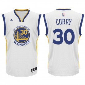 Maillot NBA Replica Golden State Warriors Stephen Curry