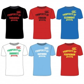 Tee shirt Property - Canterbury 4154522