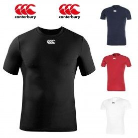 Maillot MC Baselayer Cold Canterbury