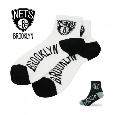 Chaussettes NBA Team - Brooklyn Nets NBA Collection