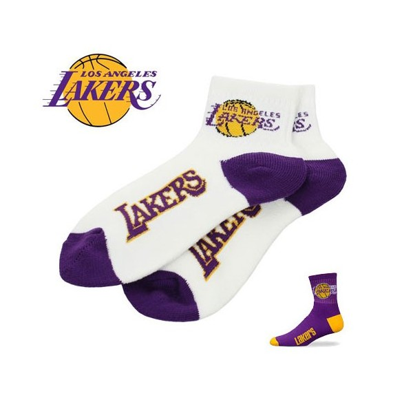 800b4360cb59a Chaussettes NBA Collection NBA Team - Los Angeles Lakers - Integral ...
