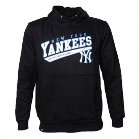Sweat à capuche Swanson Yankees - Majestic Athletic A3YAN0148BLK001
