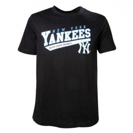 Tee shirt Woolsey Yankees - Majestic Athletic A1YAN0194BLK001