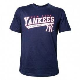 Tee shirt Woolsey Yankees - Majestic Athletic A1YAN0194NVY012