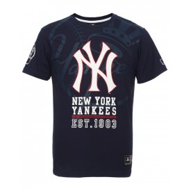 Tee shirt Yankees Yannick - Majestic Athletic A1YAN0192NVY012
