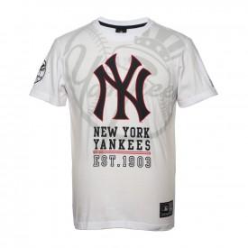 Tee shirt Yankees Yannick - Majestic Athletic A1YAN0192WHT001