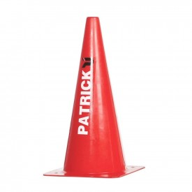 Cone de marquage en PVC Large 37cm Patrick