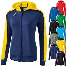 Veste d'entraînement avec capuche Liga 2.0 Femme - Erima 1071851