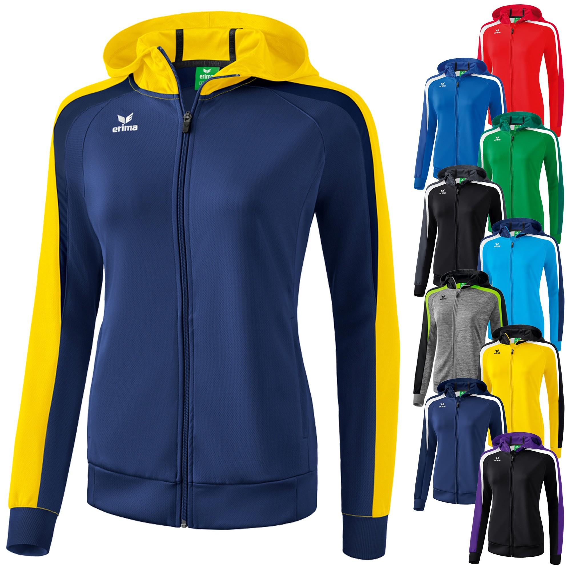 Veste d'entraînement avec capuche Liga 2.0 Femme