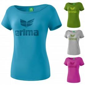 T-Shirt à Logo Essential Femme