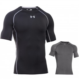 Tee-shirt de compression HeatGear Armour MC - Under Armour 1257468