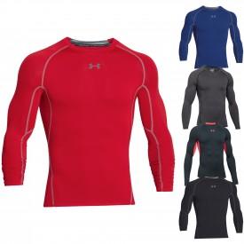 Tee-shirt de compression HeatGear Armour ML