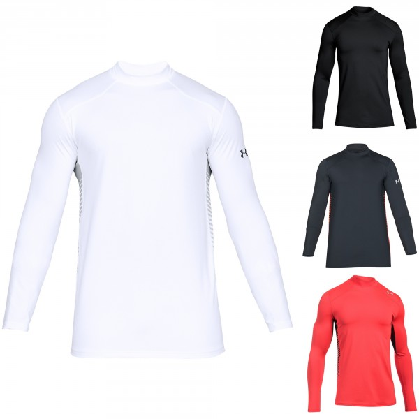 Tee-shirt ColdGear Reactor Fitted Under Armour