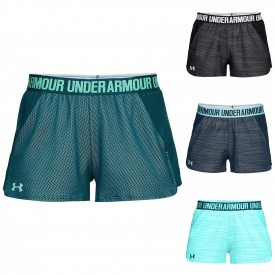 Short Play up 2.0 Novelty Femme Under Armour