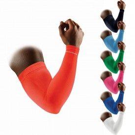 Manchons de compression avant-bras Active (par paire) Mc David