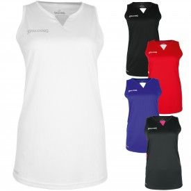 Maillot 4Her III Tank Top Femme Spalding
