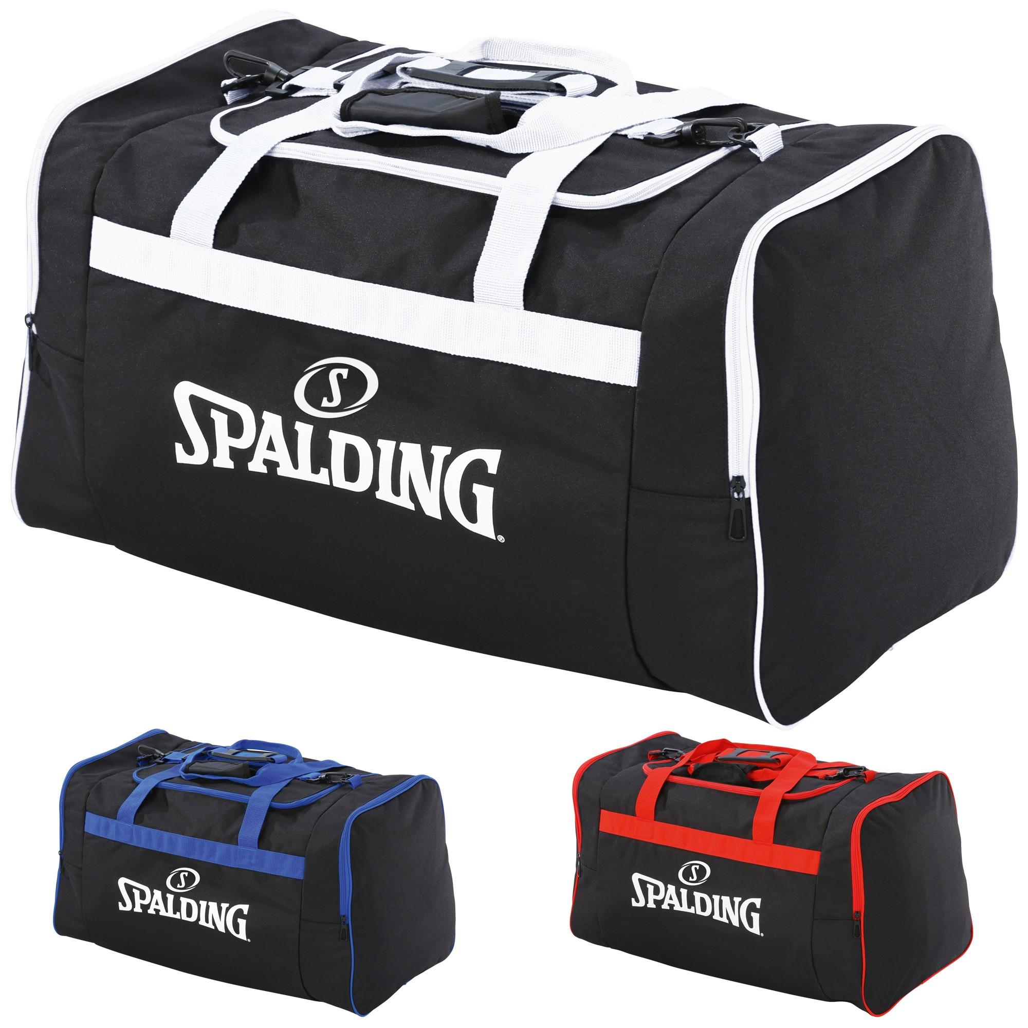 54968cbfb3 Sac de sport Spalding Team Large | Integral Sport