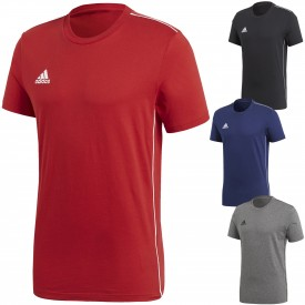 Tee shirt Core 18 MC - Adidas CE9063