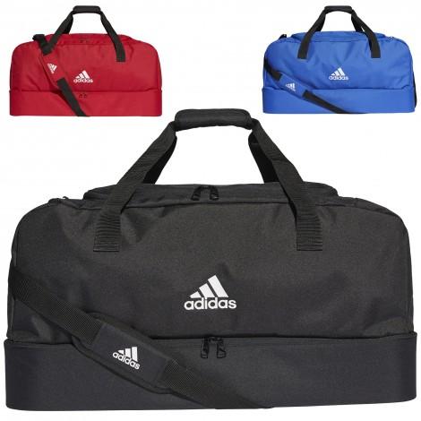 Sac de sport Tiro Dufflebag avec compartiment inferieur L Adidas
