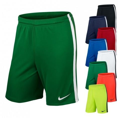 Short League Knit