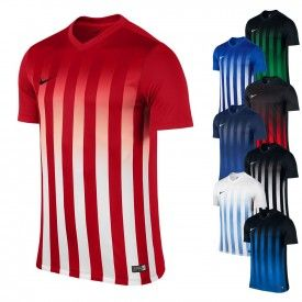 Maillot Striped division MC Nike