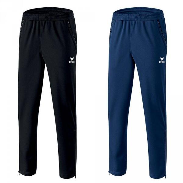 Pantalon d'entraînement avec empiècements aux mollets Erima