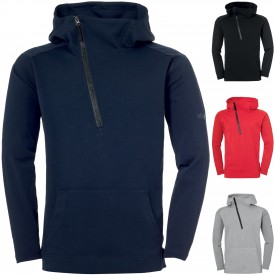 Sweat à capuche Zip Essential Pro - Uhlsport 1005061
