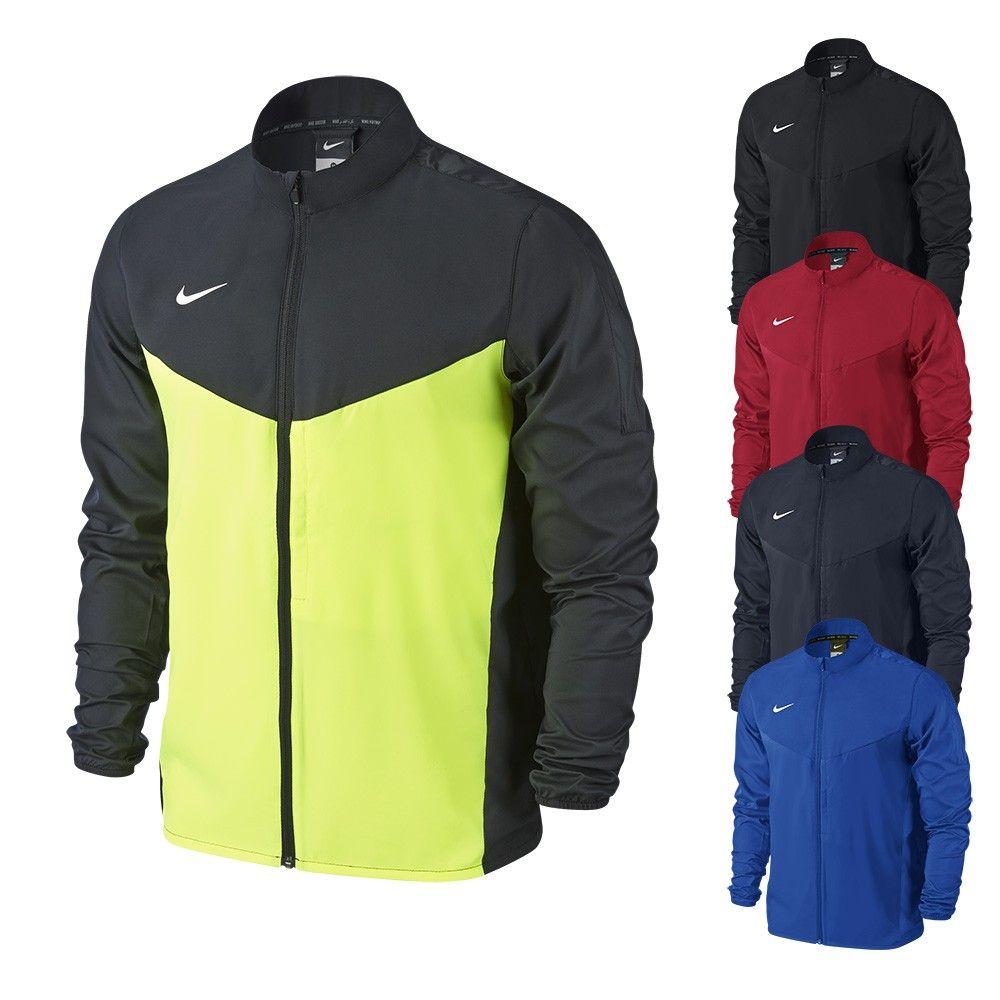 Veste zip Nike shield marquage textile