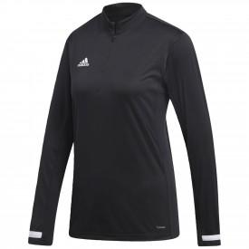 Maillot 1/4 Zip longsleeve Team 19 Women - Adidas DW6851