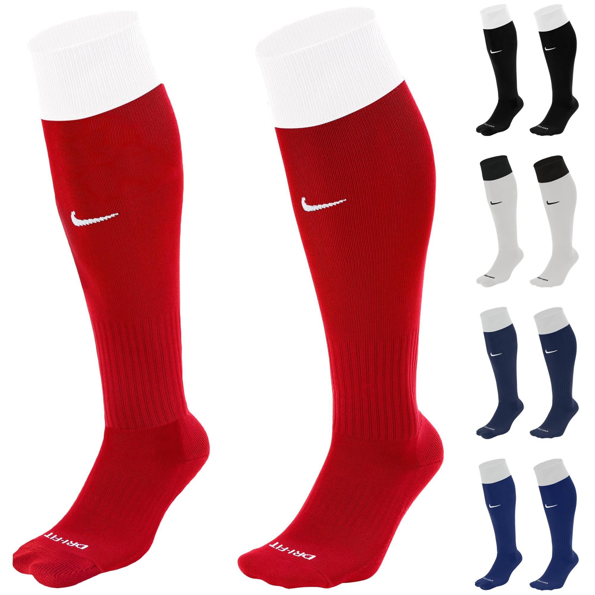 Nike Chaussettes de Football Classic II RougeBlanc | www