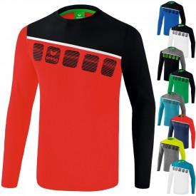 Tee shirt Longsleeve 5-C Erima