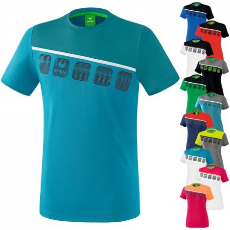 Tee-shirt 5-C Femme