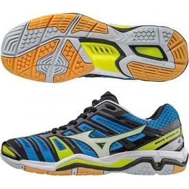 Chaussures Wave Stealth 4 - Mizuno X1GA1600-01