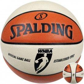Ballon Official WNBA Game Spalding