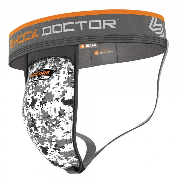 Coquille AirCore Soft Cup avec Support Shock Doctor