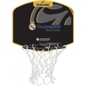 Panier de basket EL Miniboard Real Madrid - Spalding 3001515012117