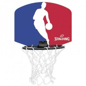 Panier de basket Miniboard NBA Logoman - Spalding 3001579013017