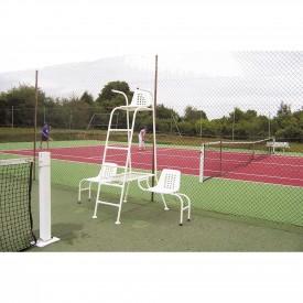 Lot de 2 Chaises latérales de tennis - Sporti 012033