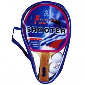 Set de Tennis de Table Shooter Sporti