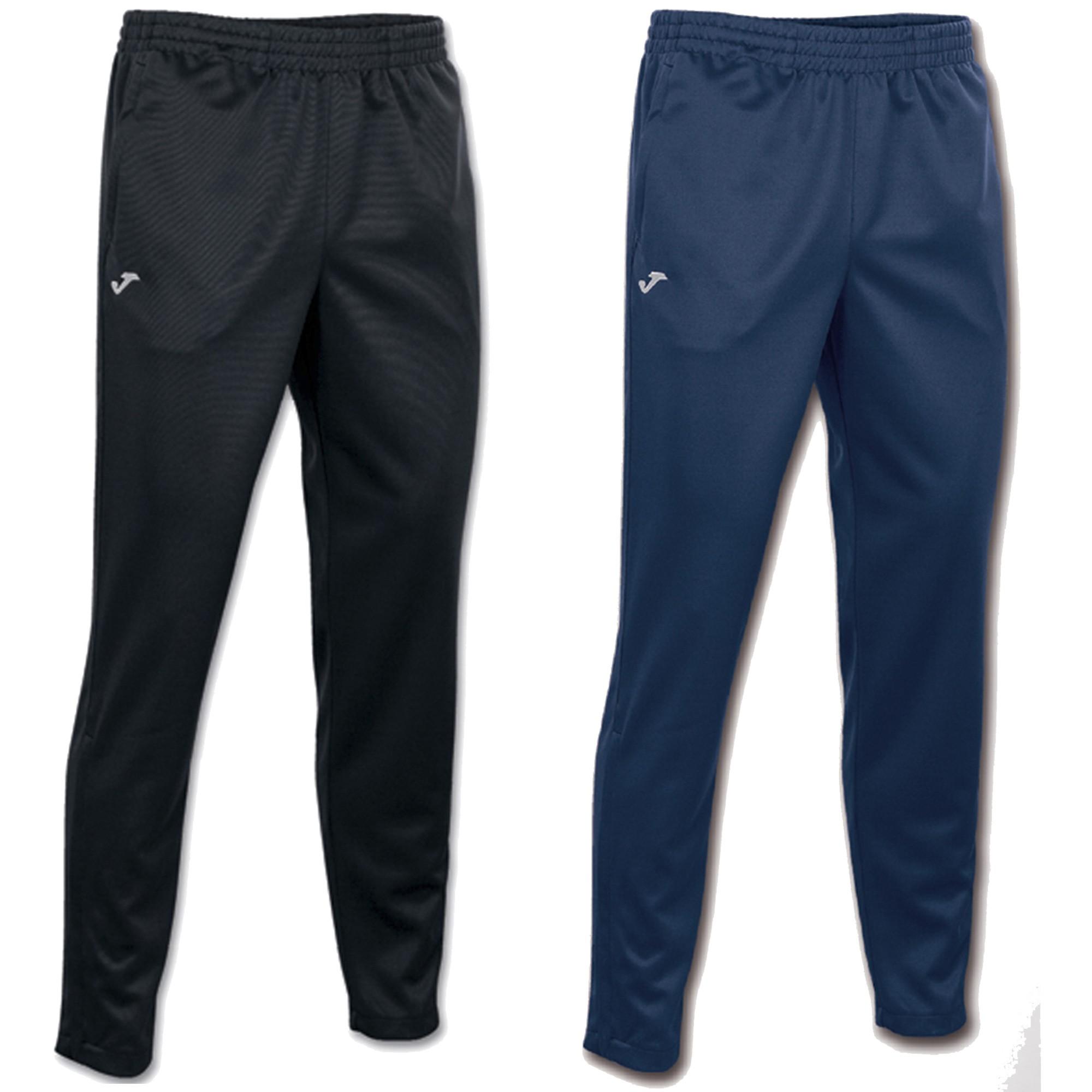 Joma Combi Pantalon de Sport en Polyester Noir Taille L