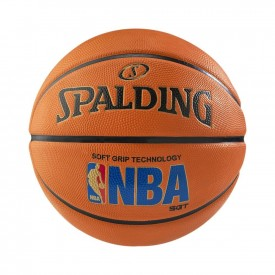Ballon NBA Logoman Sponge Rubber - Spalding 3001541010017